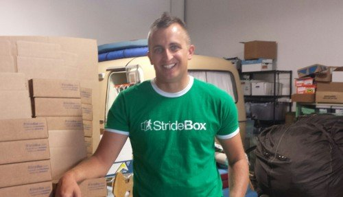 StrideBox Founder James Erickson