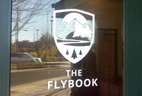 The Flybook's offices are close to the Old Mill.