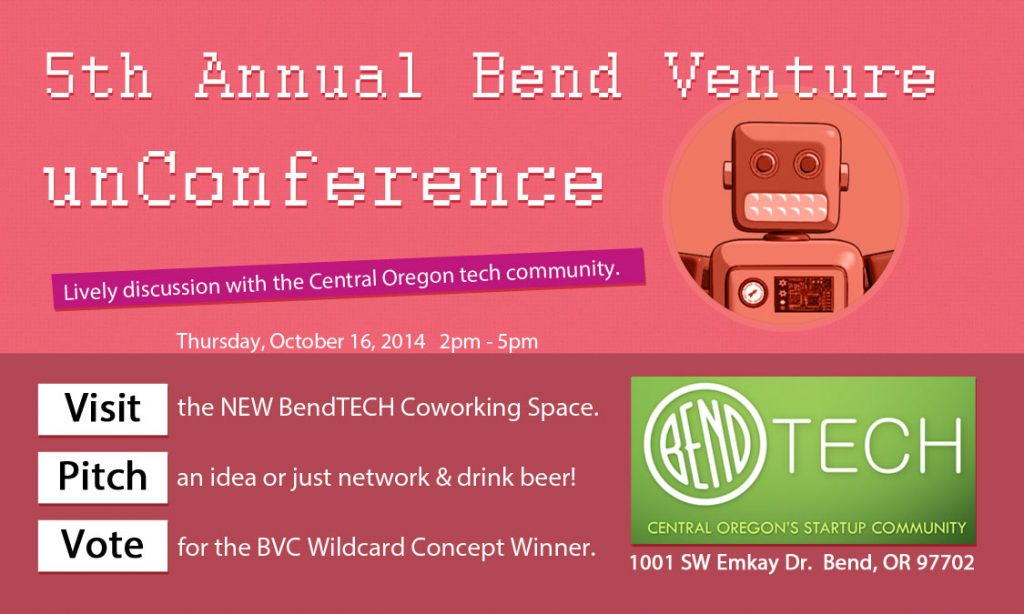 2014 BVC unConference Flyer